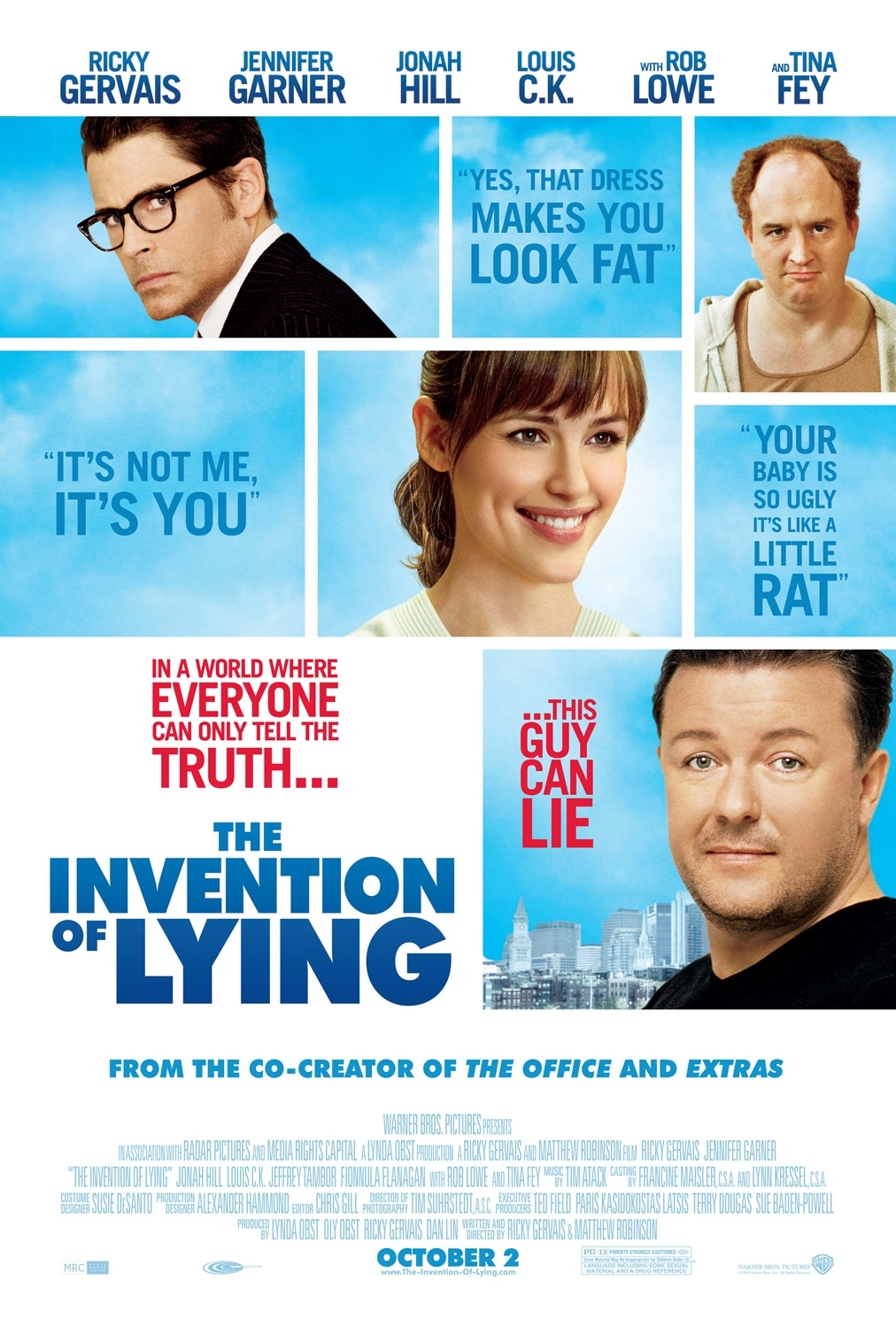The Invention of Lying 2009 - Full (HD)