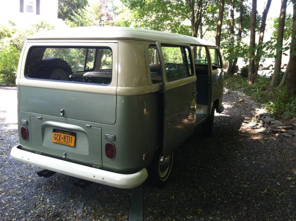 1970 Vw Microbus For Sale Vw Bus Wagon
