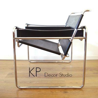 Quiero una silla wassily. donde comprar sillas de diseño en valencia, auténticas, años 70 diseño años 20