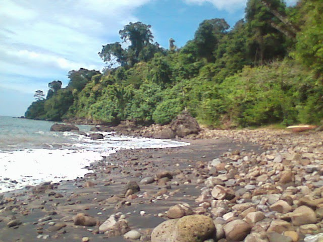 Pantai Klatak  - Desa keboireng kecamatan Besuki