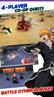 Bleach: Brave Souls Mod Apk v4.2.0 (Unlimited All)