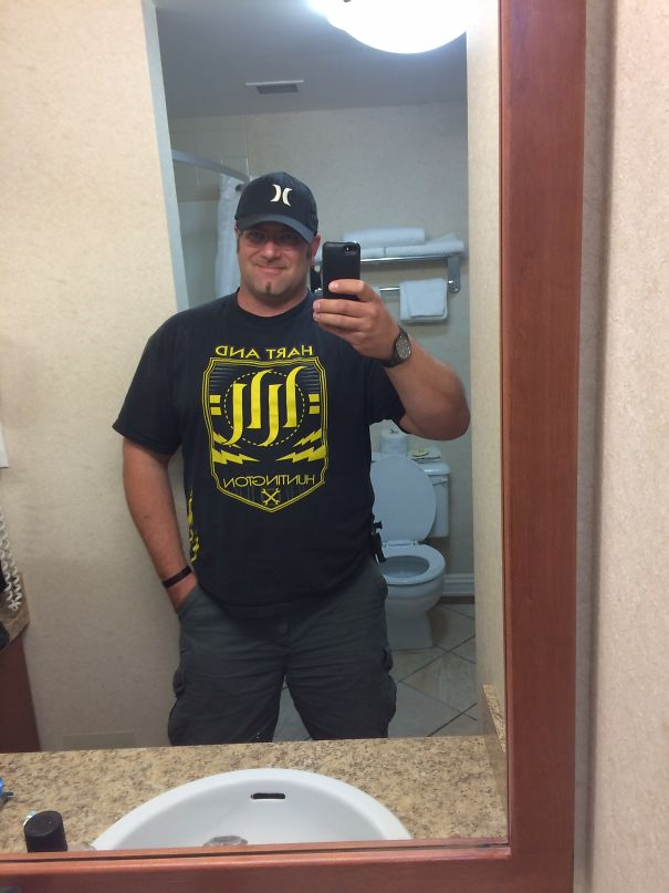 10+ Before-And-After Pics Show What Happens When You Stop Drinking - 289lbs