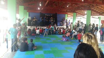 ONG realiza maior expedição brasileira em Sete Barras