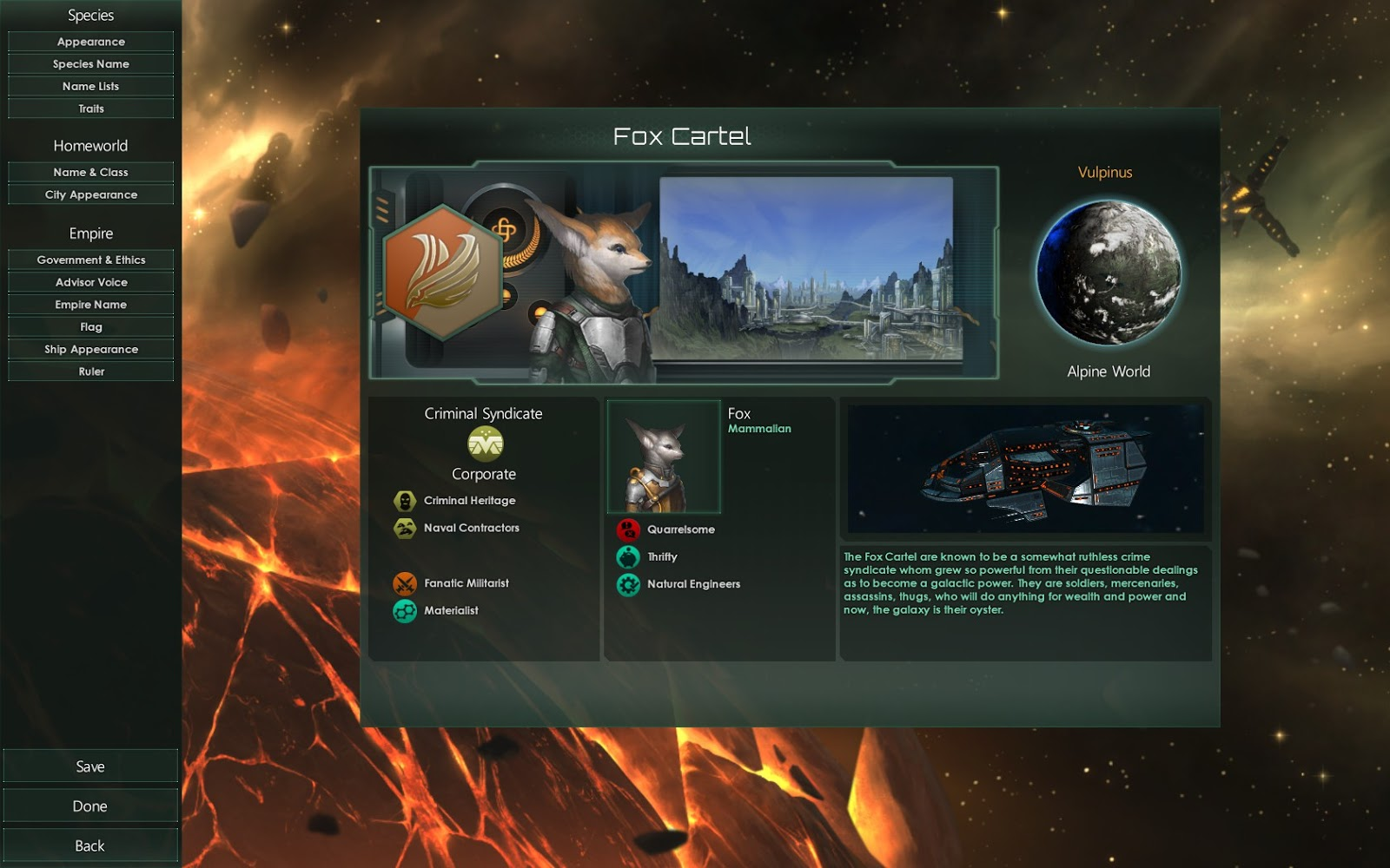 Gaming with SilentFox: Lets Play Stellaris: Part 0 - Empire and