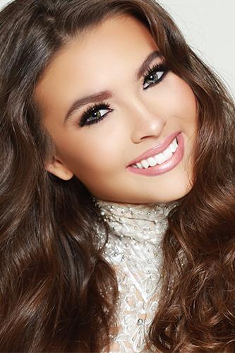 Miss Teen USA 2018 Candidates Contestants Delegates Nevada Britney Barnhart