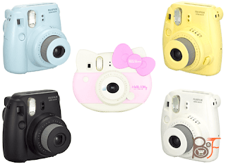 Fujifilm Instax Mini 8 Instant Film Camera - Enjoy The Beautiful Pictures