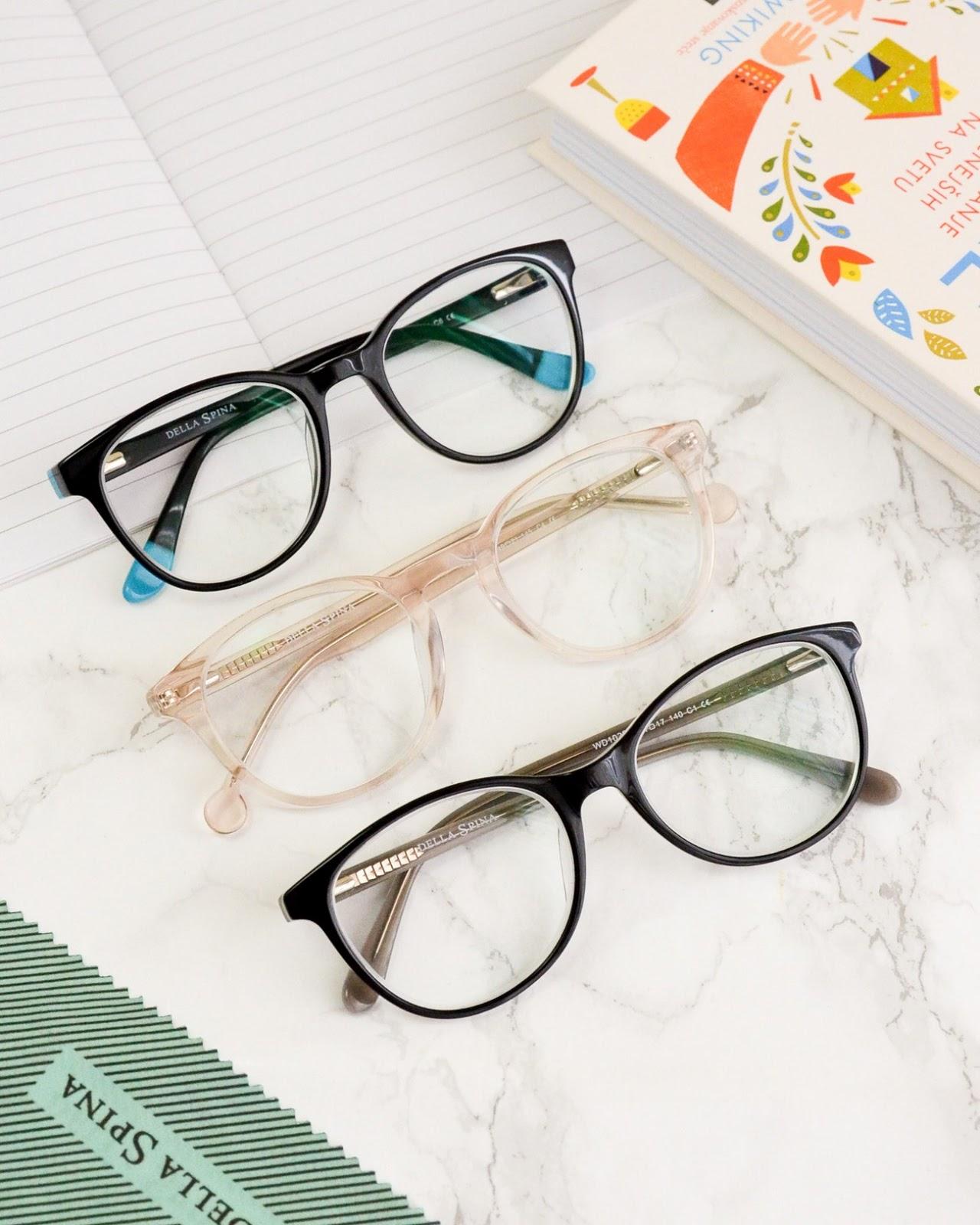 Poceni korekcijska očala Della Spina