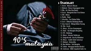 Download Lagu Malaysia 90an Lawas Mp3 Pilihan Terbaik