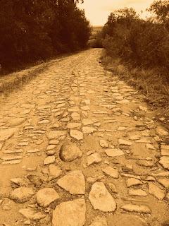 Estrada da Calçada, Caçapava do Sul