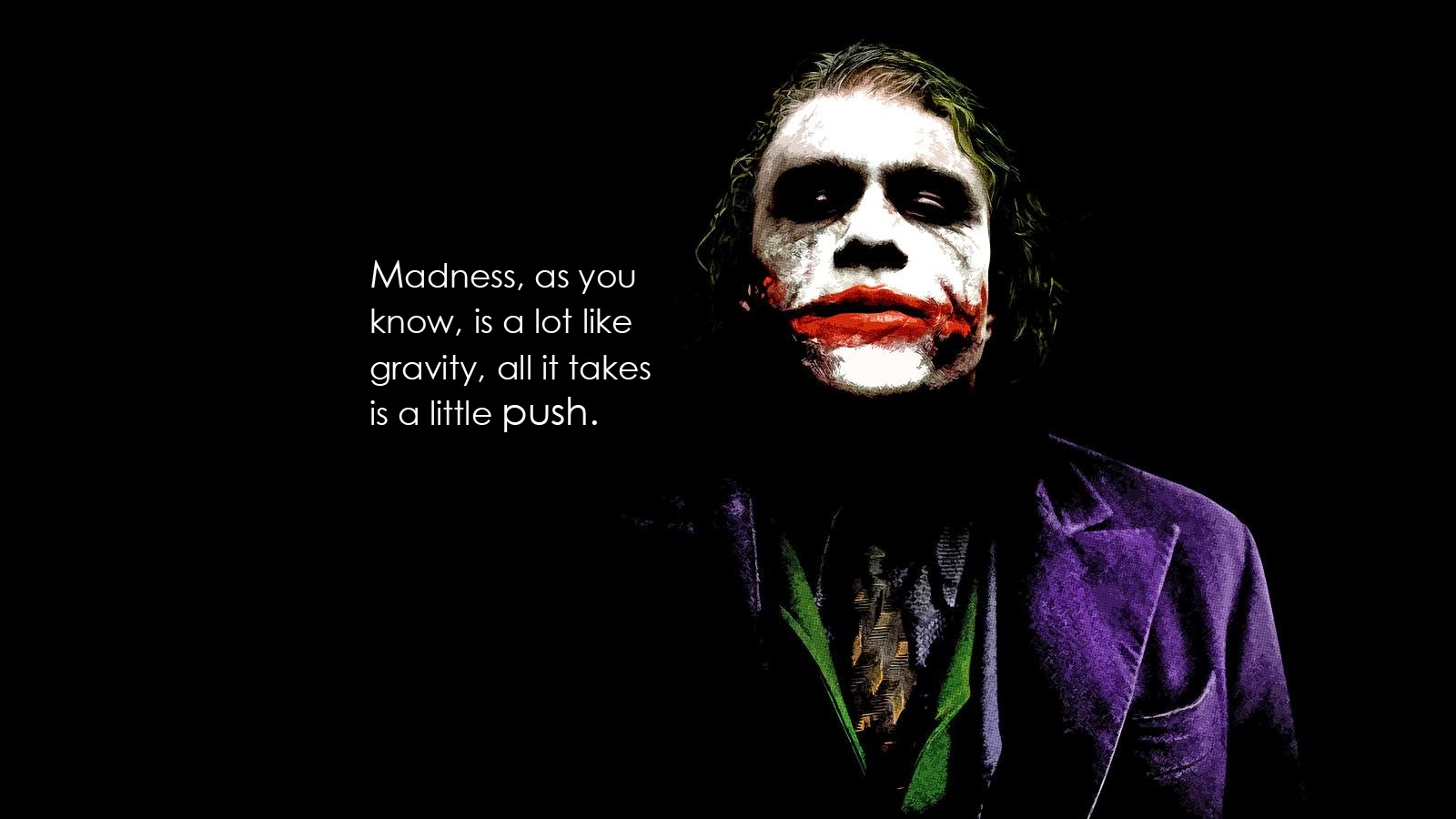 The Dark Knight Quotes: Joker Quotes
