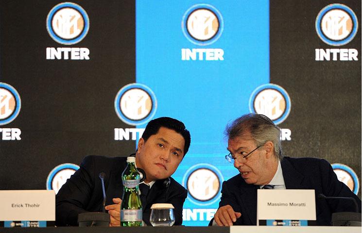 "Moratti: ""Scudetto će biti lagan plijen za Bianconere"""