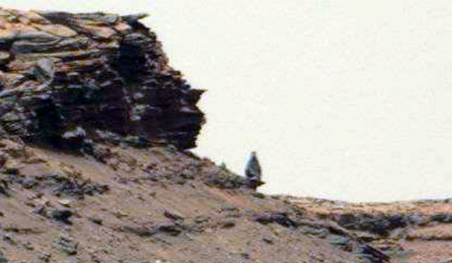 UFO SIGHTINGS DAILY: Deity Statue Found On Mars With Giant ...