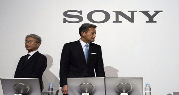 Sony CEO resigns