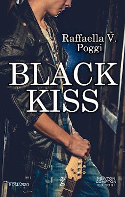 black kiss di raffaella velonero