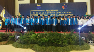 "Dilantik, PKC PMII Jatim Usung <i>""Global Economic Youth""</i>"
