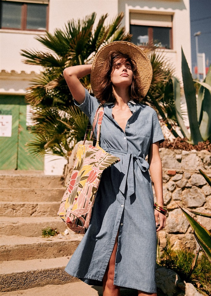 Sézane, Sézane Summer 2019, Sézane Summer Collection, Sézane Lookbook