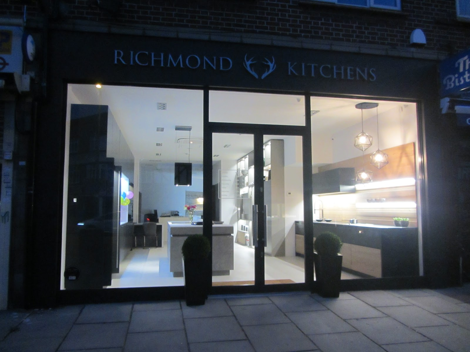 It Has Taken Quite A While To Come But Now That It Is Here Richmond Kitchens  Is Making Quite An Impact Visually. Sadly That Is Proving Hard To Capture  On ...