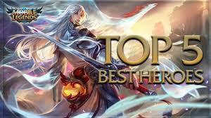 Deretan 5 Hero Baru Terbaik Mobile Legends 2018, Apakah Ada Jagoanmu?