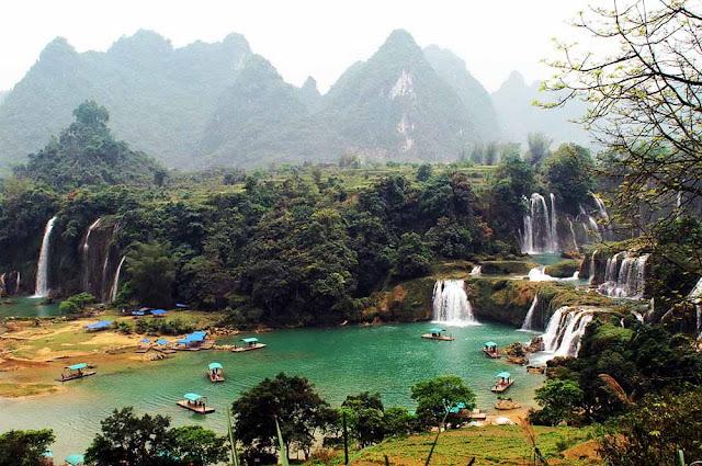 Cachoeira Ban Gioc – Detian
