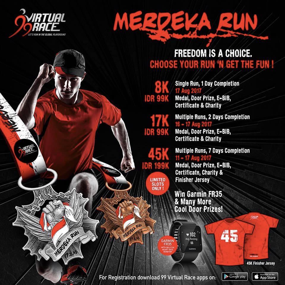 Merdeka Run • 2017