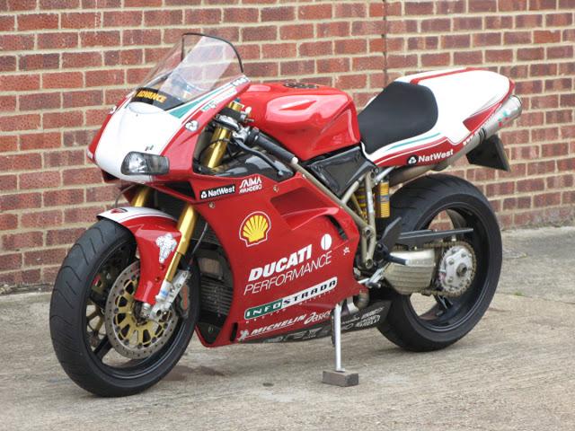 1997 Ducati 996 SPS JHP Corsa Special
