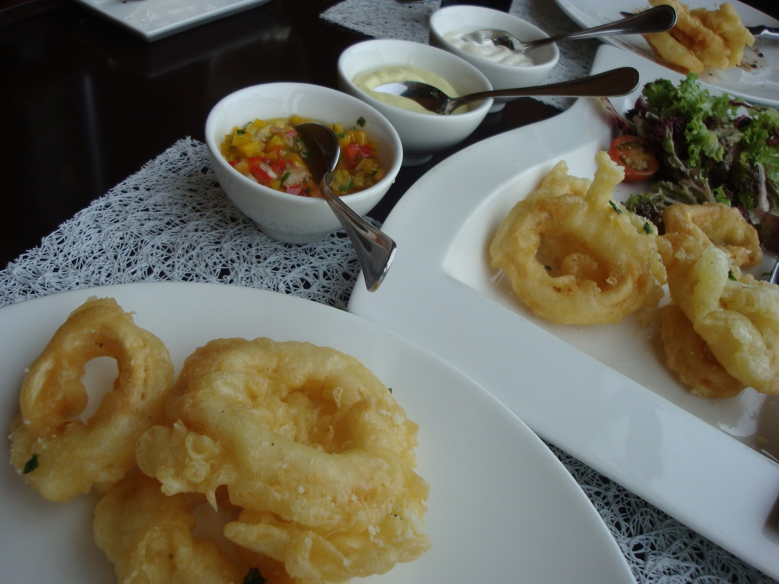 Culinary Delights, By Saba Wahid: Lunch at Finz, Beach Rotana, Abu Dhabi