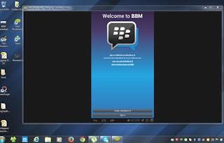 Pengguna ponsel blackberry maupun android tentu tidak gila lagi dengan aplikasi BBM Cara Instal BBM Di Komputer Yang Paling Mudah