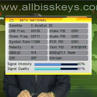 asiasat all channel biss key 2017
