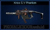 Kriss S.V Phantom