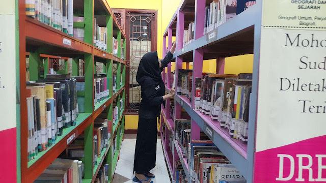 perpustakaan kota yogyakarta sudirman