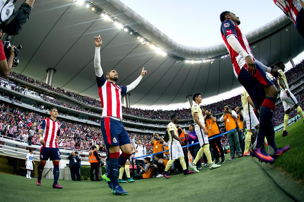 Está listo el calendario del Torneo de Clausura 2017.