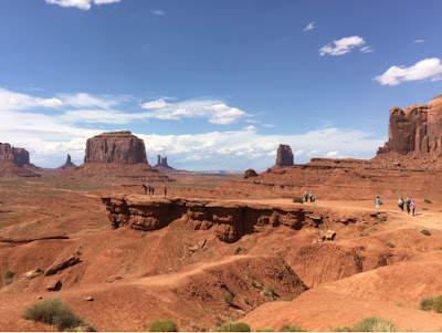 Roadtrip USA - on the road again - Monument Valley
