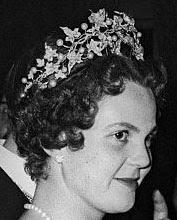 Ivy Wreath Tiara Italy Savoy Princess Maria Pia