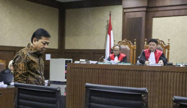 Diperiksa Lagi, Hakim Ke Setya Novanto: Nanti Kami Pura-pura Lupa
