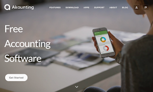 Akaunting lets you Track your income and expenses with ease