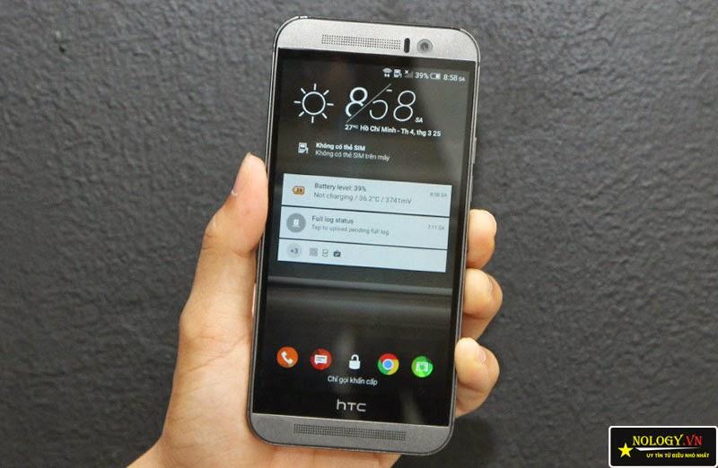 Điện thoại Htc one m9 cũ