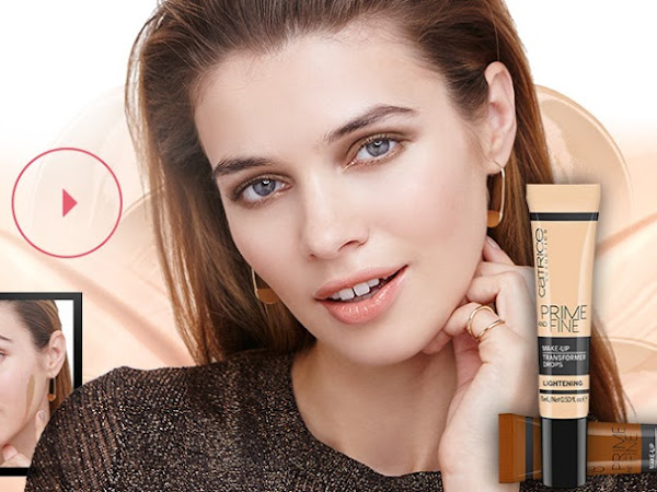 Transform your favourite foundation with CATRICE COSMETICS