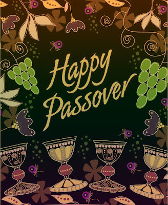 Download Passover 2017 Greetings Cards