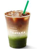 Source: Starbucks. Matcha & espresso fusion.