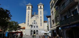 Iglesia Parroquial de Santa maría Magdalena de Ribadesella.