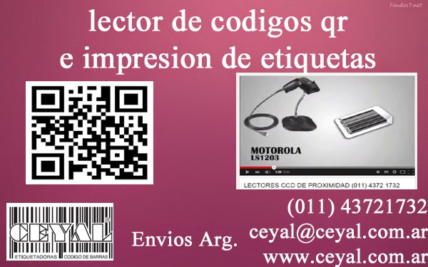 etiquetado para packaging  Ramallo argentina