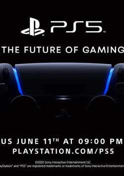 PS5 - The Future of Gaming (2020)