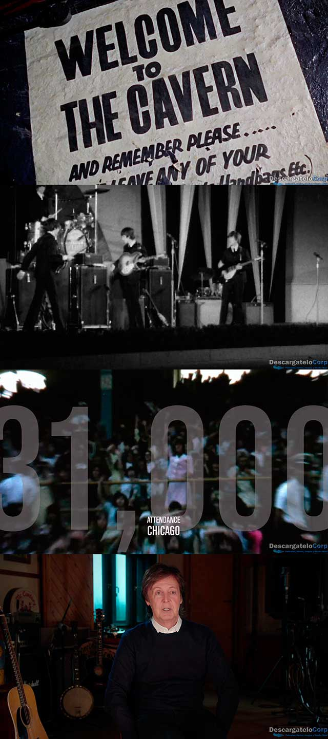 The Beatles Eight Days a Week (2016) HD 1080p Latino