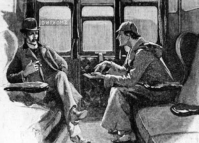 Sherlock Holmes y el Doctor Watson