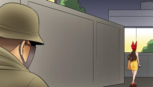 Kim Chi & Củ Cải (bộ mới) phần 165: Mặt bạn có lốn