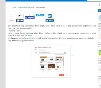 membuat seo friendly pada blog