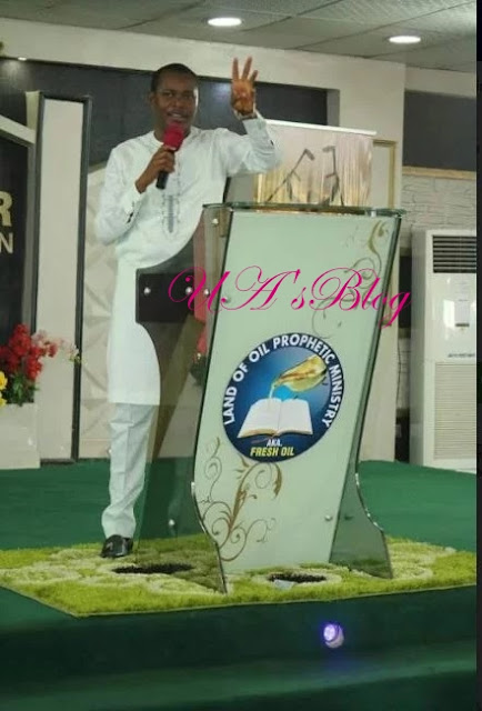Prophet Udensi: Pastor behind viral audio warning Nigerians against impending disasters unmasked [VIDEO]