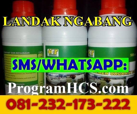 Jual SOC HCS Landak Ngabang