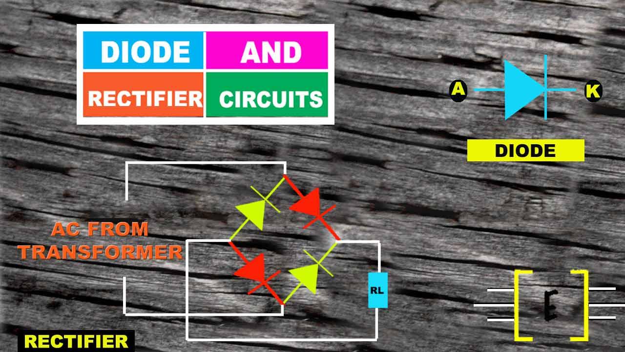 Transformer Bridge Rectifier Circuit