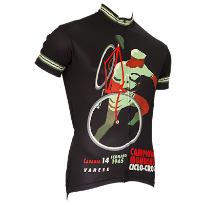 1965 Ciclo Cross Men's Short Cycling Jersey